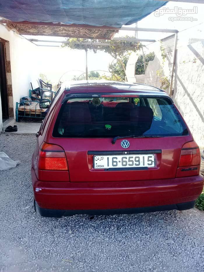 Used Volkswagen Golf for sale in Jerash