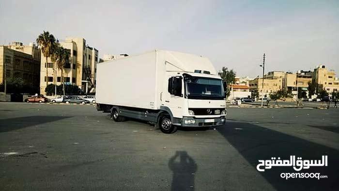 شركة فارس لخدمات نقل الاثاث بالاردن