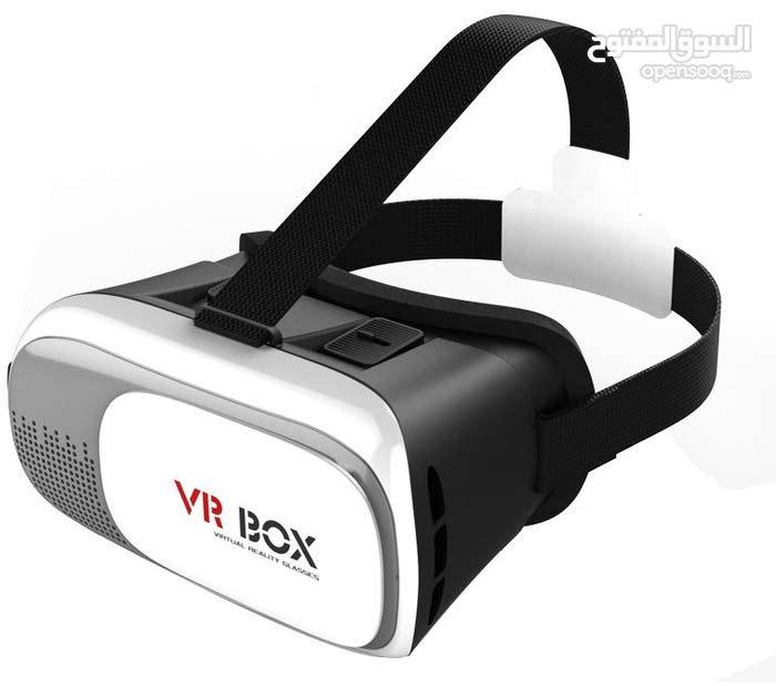 نظارة الواقع الافتراضي ثلاثية الأبعاد VR بوكس 2- اسود