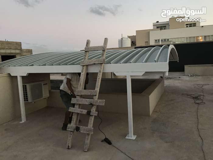 مظلات منزليه ومحلات بأسعار منافسه