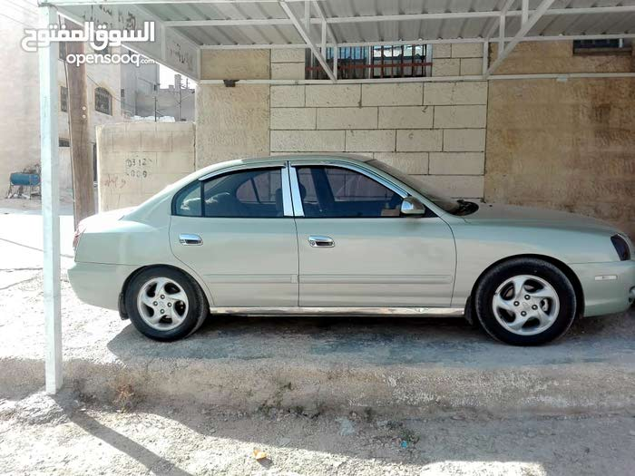 Gasoline Fuel/Power   Hyundai Other 2003