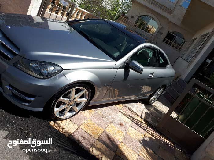 2012 Mercedes Benz in Amman