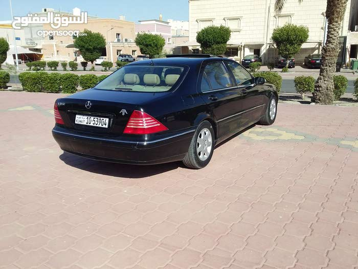 New condition Mercedes Benz C 350 2003 with 1 - 9,999 km mileage
