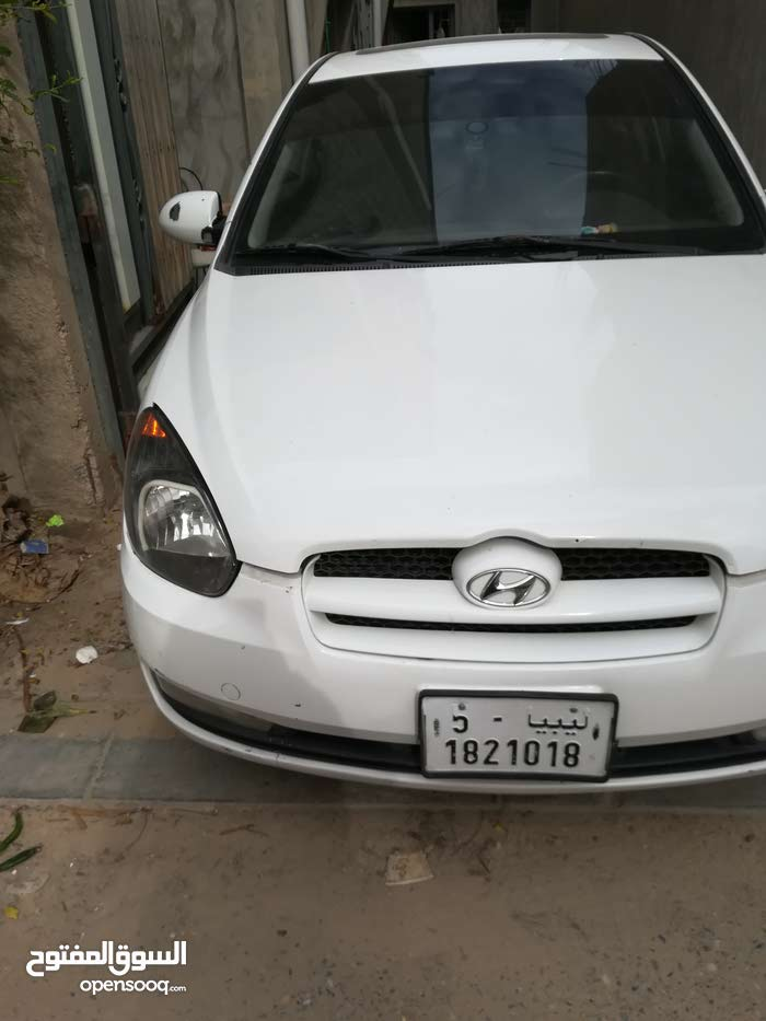 2007 Hyundai Accent for sale in Tripoli
