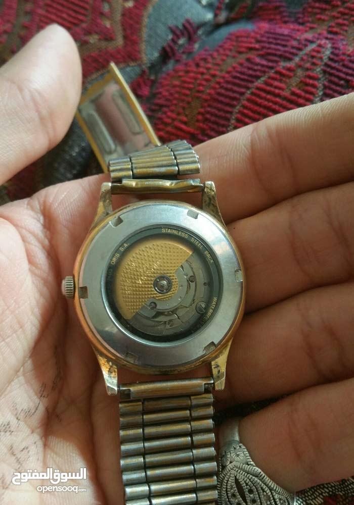 6a072379a6fc3 ساعات سويسرية قديمة مستعملة للبيع رادو و اورانس - (101634474 ...