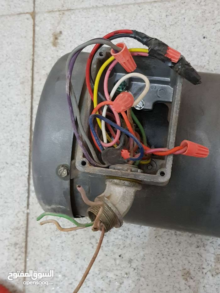 مضخة هايدروليك كهربائيه امريكيه الصنع