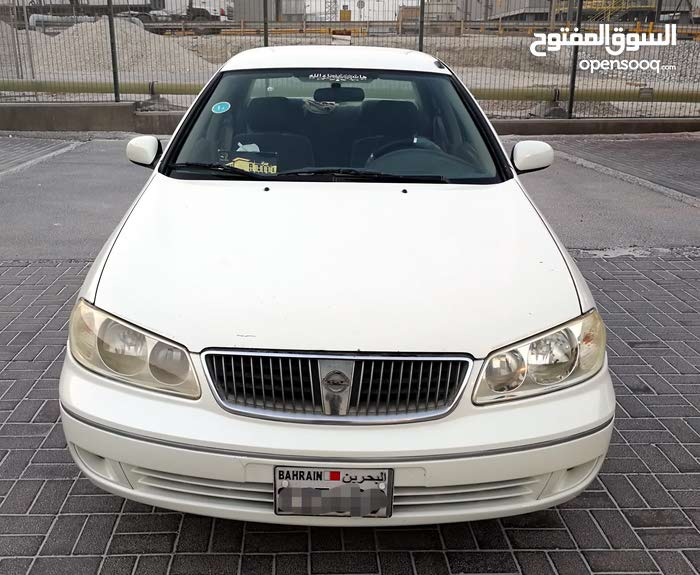 Nissan Sunny (Off-white) Year 2004 Model