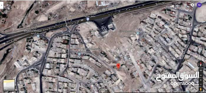 قطعة ارض في ماركا - الونانات - خلف كازية فلسطين للبييع من المالك مباشرة