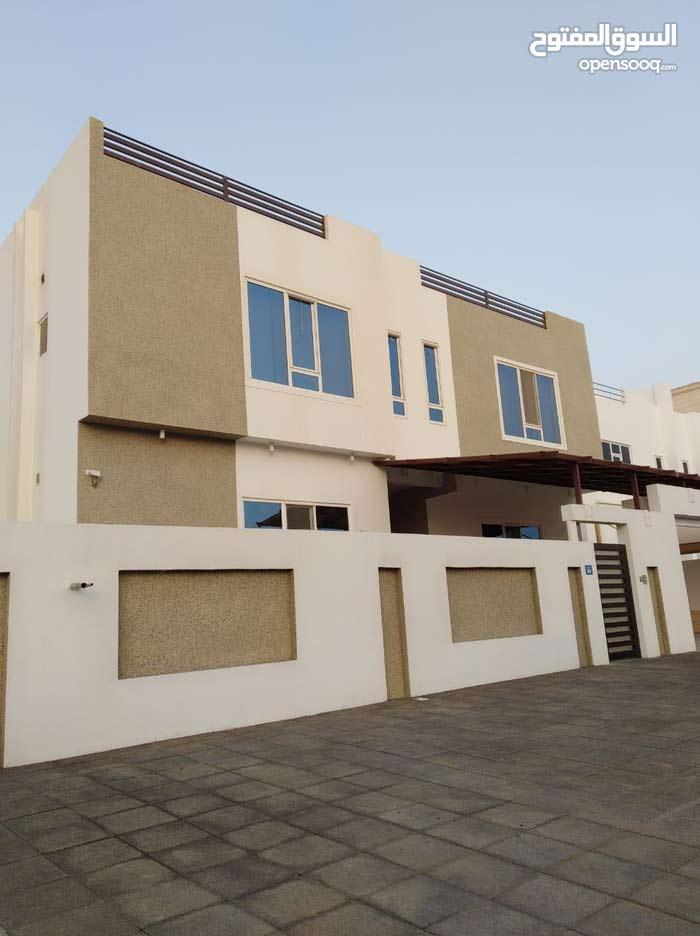 Khoud neighborhood Seeb city - 625 sqm house for sale