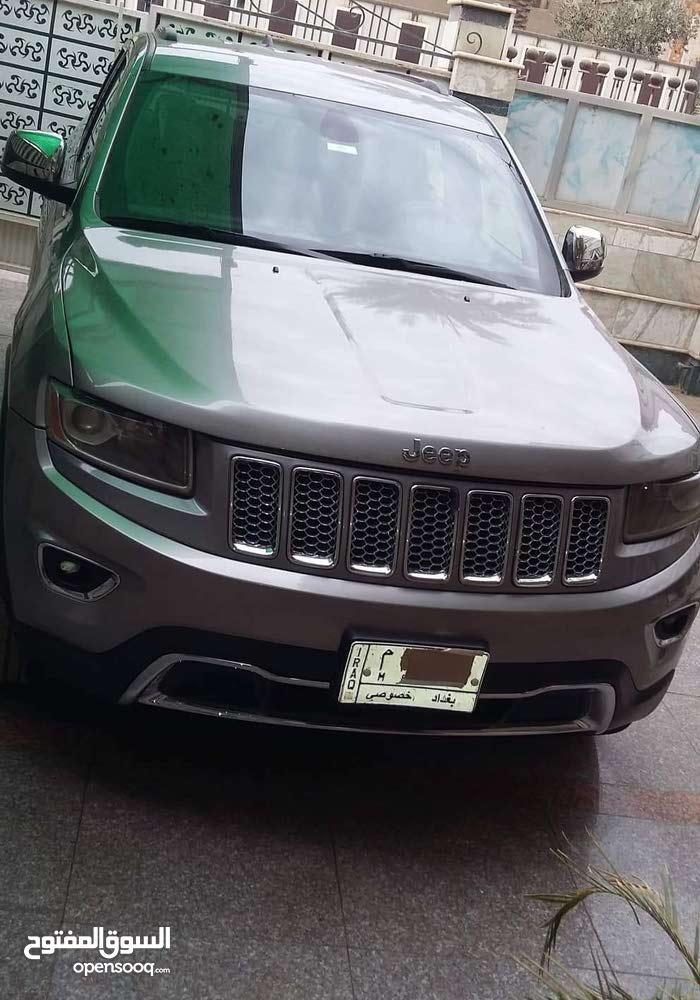 Gasoline Fuel/Power   Jeep Laredo 2014