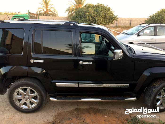 Jeep Liberty 2009 For sale - Black color