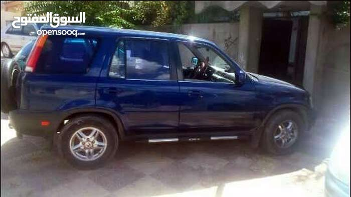 Automatic Blue Honda 2008 for sale