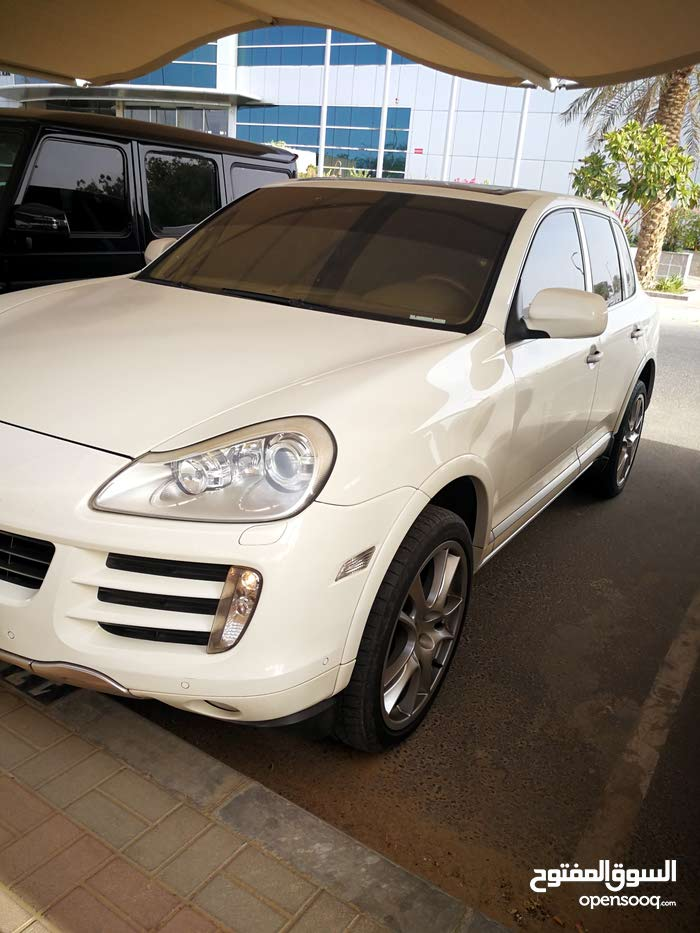 Porsche Cayenne 2008 in Al Ain - Used