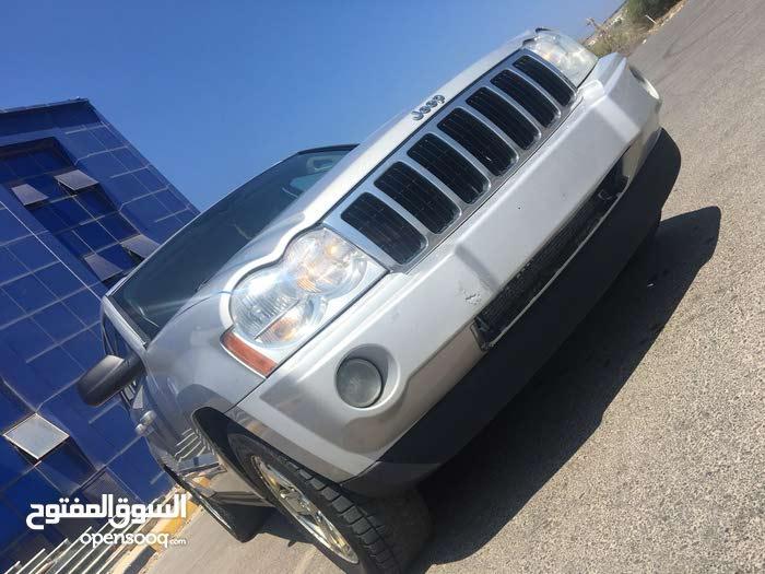 Jeep Grand Cherokee 2007 For sale - Silver color