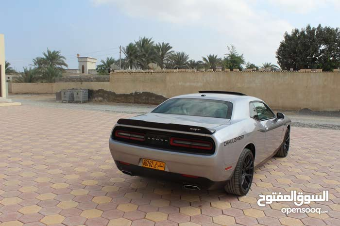 For sale 2015 Grey Challenger