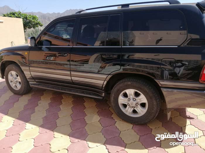 Automatic Toyota 2007 for sale - Used - Sohar city