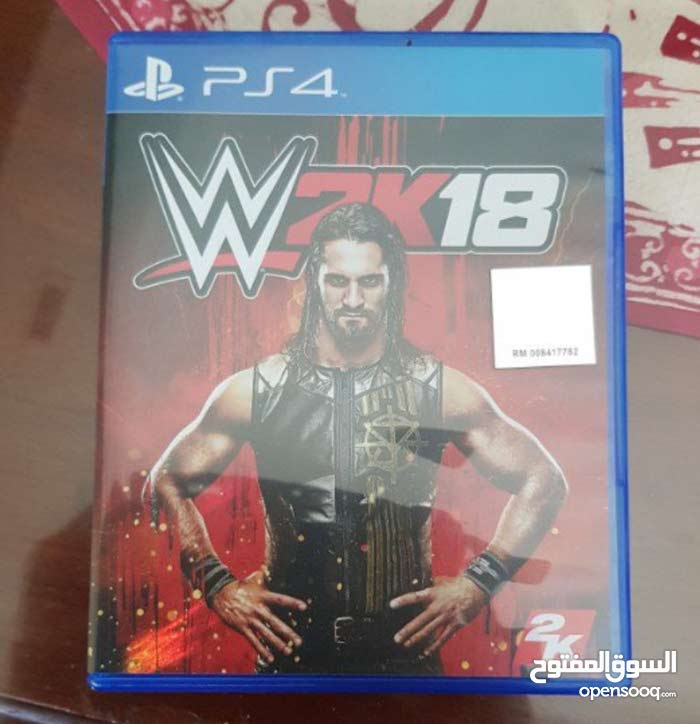 WWE 2K18 for sale