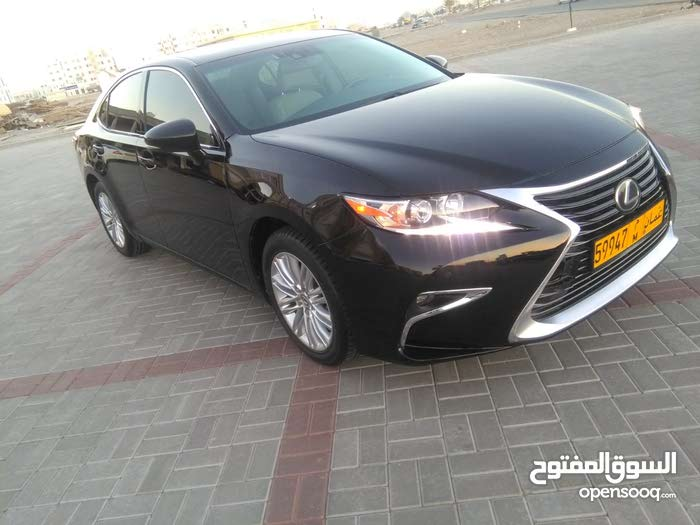 Used condition Lexus ES 2017 with 20,000 - 29,999 km mileage