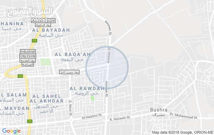 ارض للبيع اربد الحي الشرقي حوض السياف