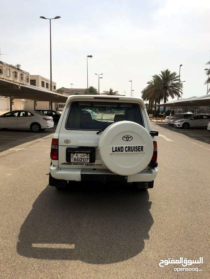 1997 Used Land Cruiser with Automatic transmission is available for sale