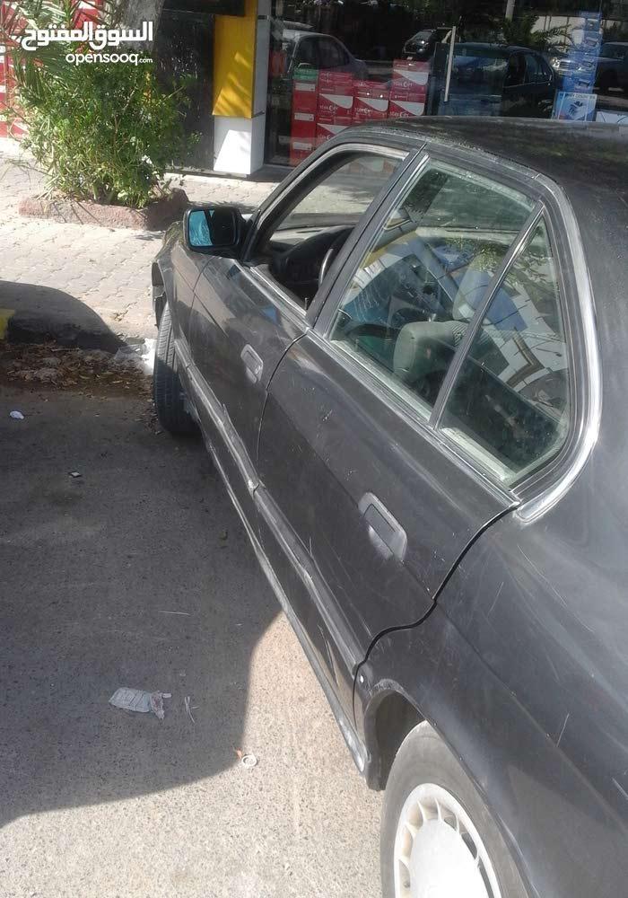 Manual BMW 1992 for sale - Used - Tripoli city
