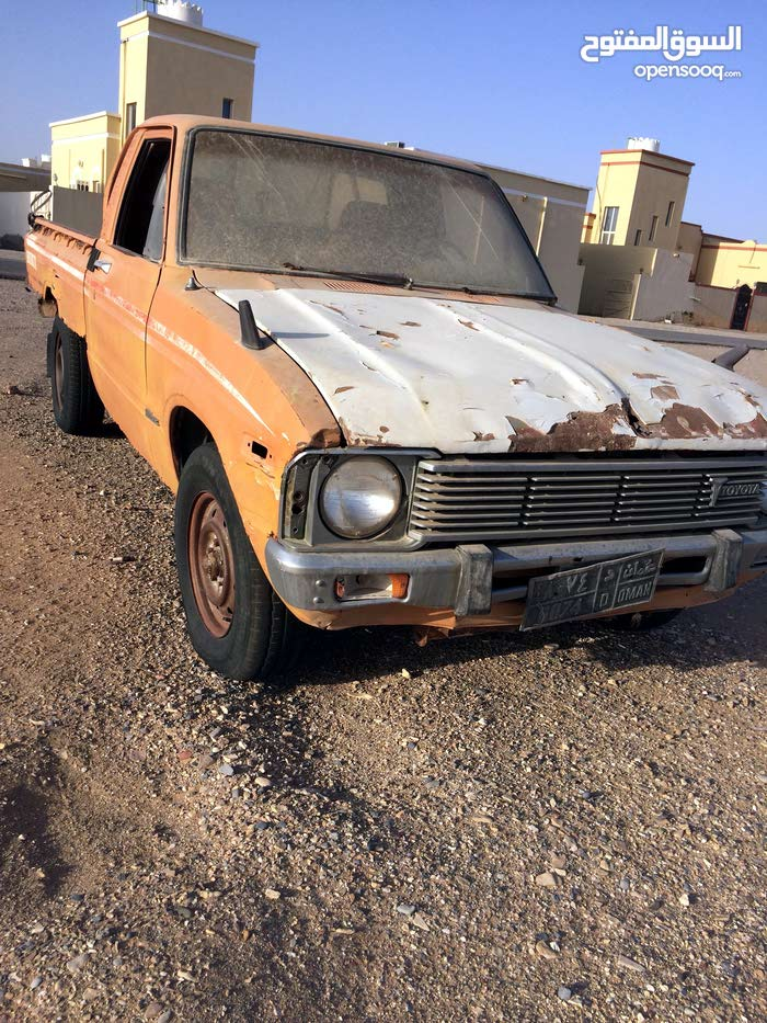 +200,000 km Toyota Hilux 1981 for sale