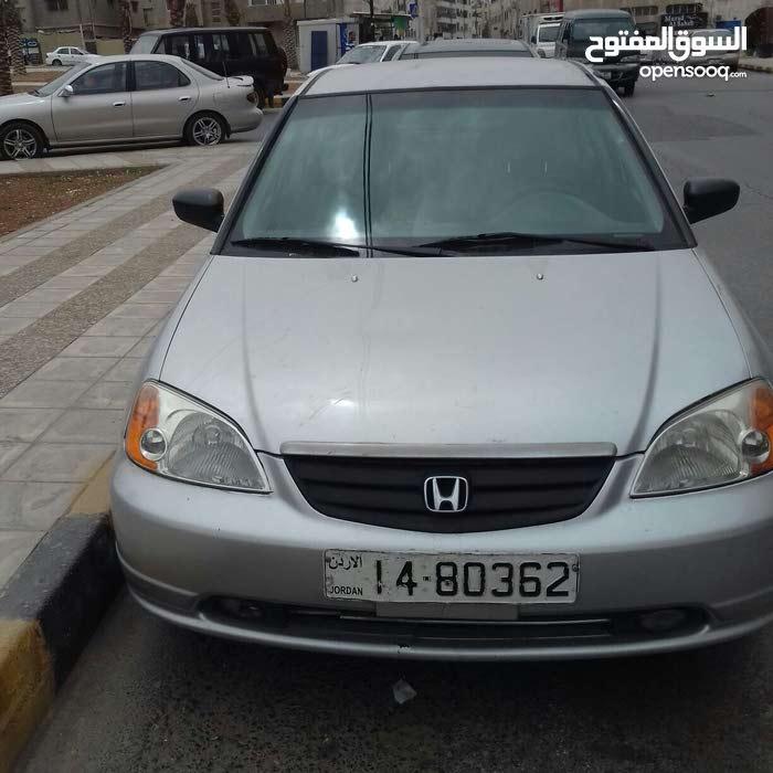 0 km mileage Honda Civic for sale