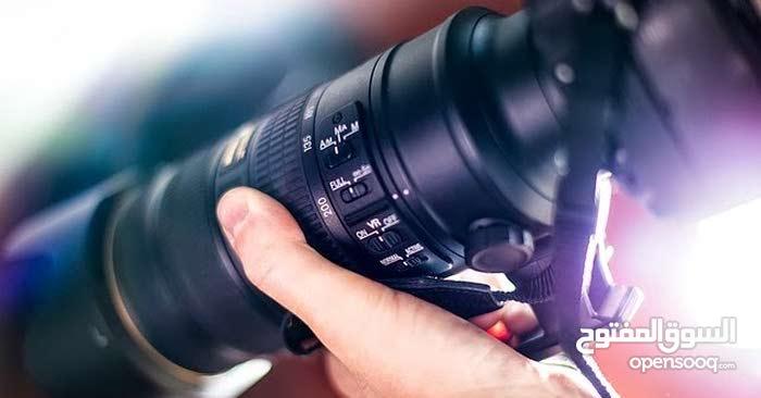 مصور محترف لتصوير جميع مناسبتكم