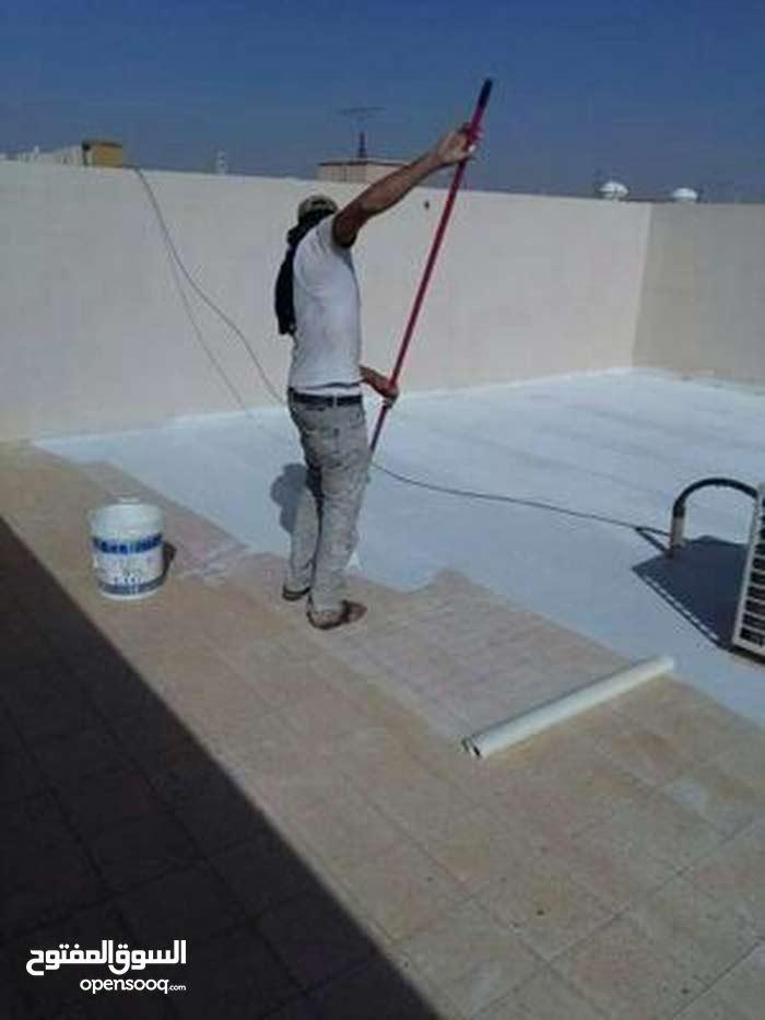 كشف تسربات حل ارتفاع فاتوره المياه عزل خزانات