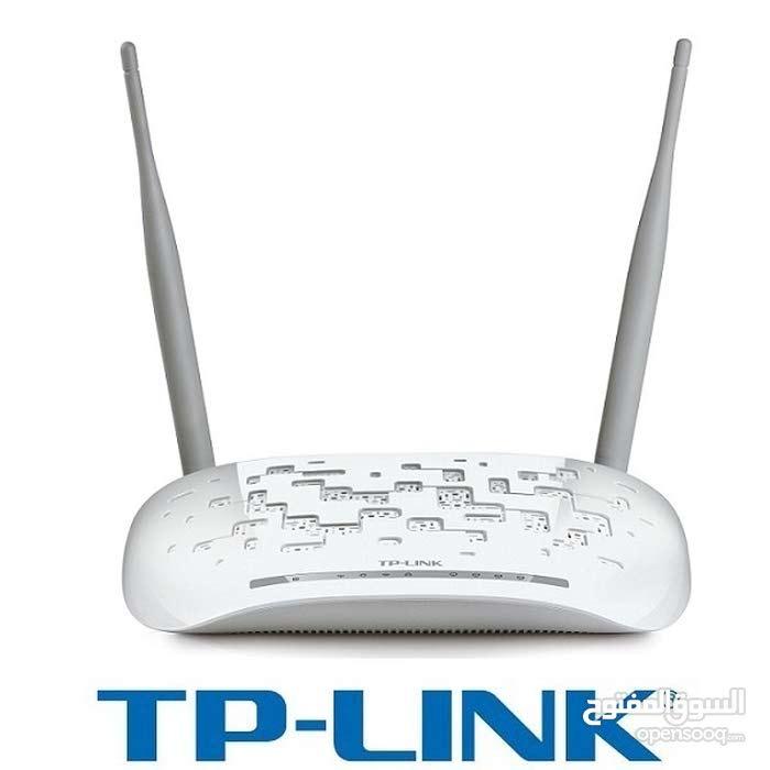 مطلوب راوتر او اكسس بوينت ايكون مستعمل و نظيفRouter or tp link