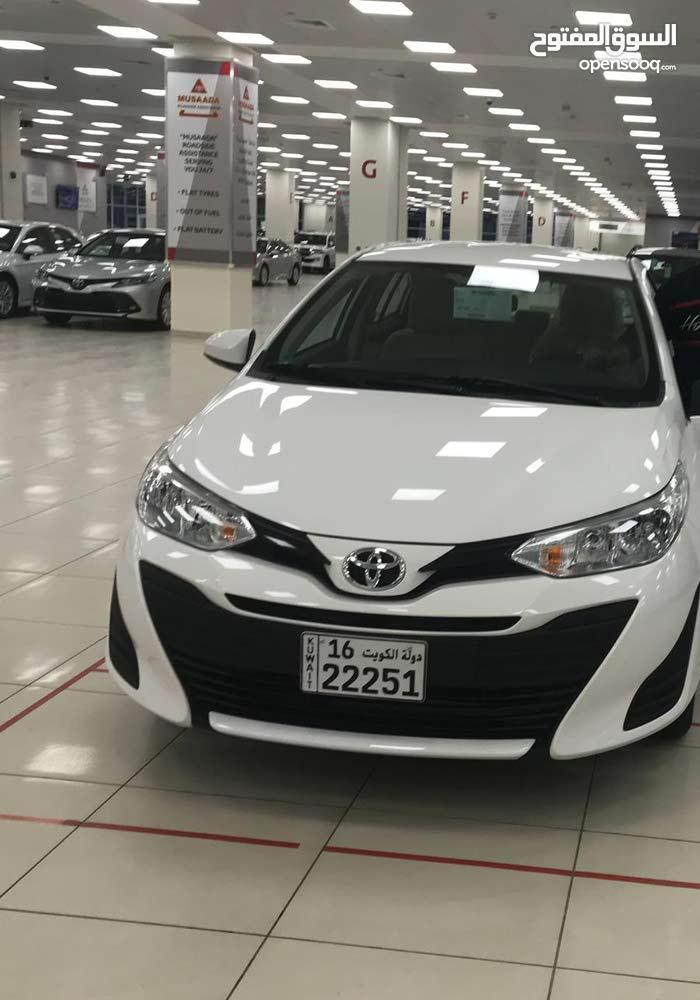 0 km mileage Toyota Yaris for sale