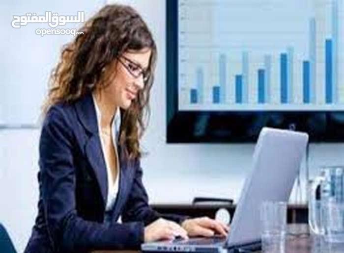 مطلوووووووب فورا مدخلــــة بيـانات لشركة الحاق عمالة بالخارج