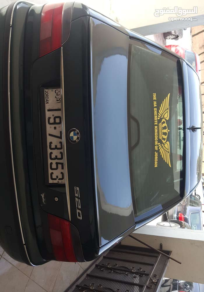 Used BMW 520 in Al Karak