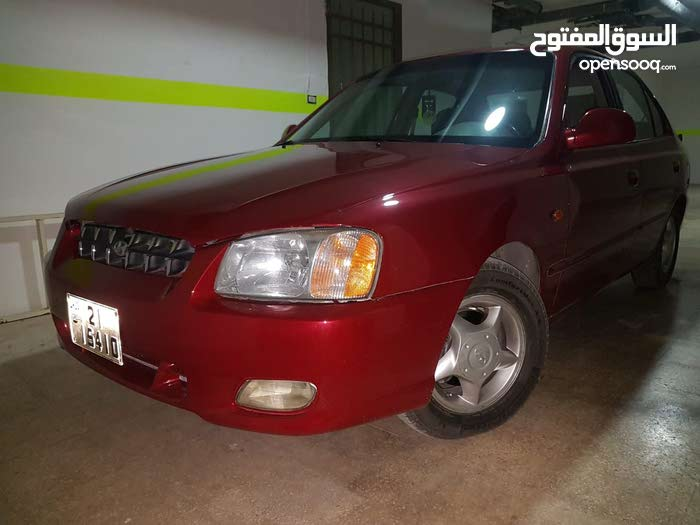 Hyundai Verna car is available for sale, the car is in Used condition