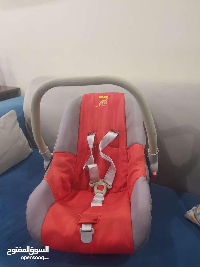 سرير اطفال، كرسي سيارة، شيالة، عربانة، مرجيحة