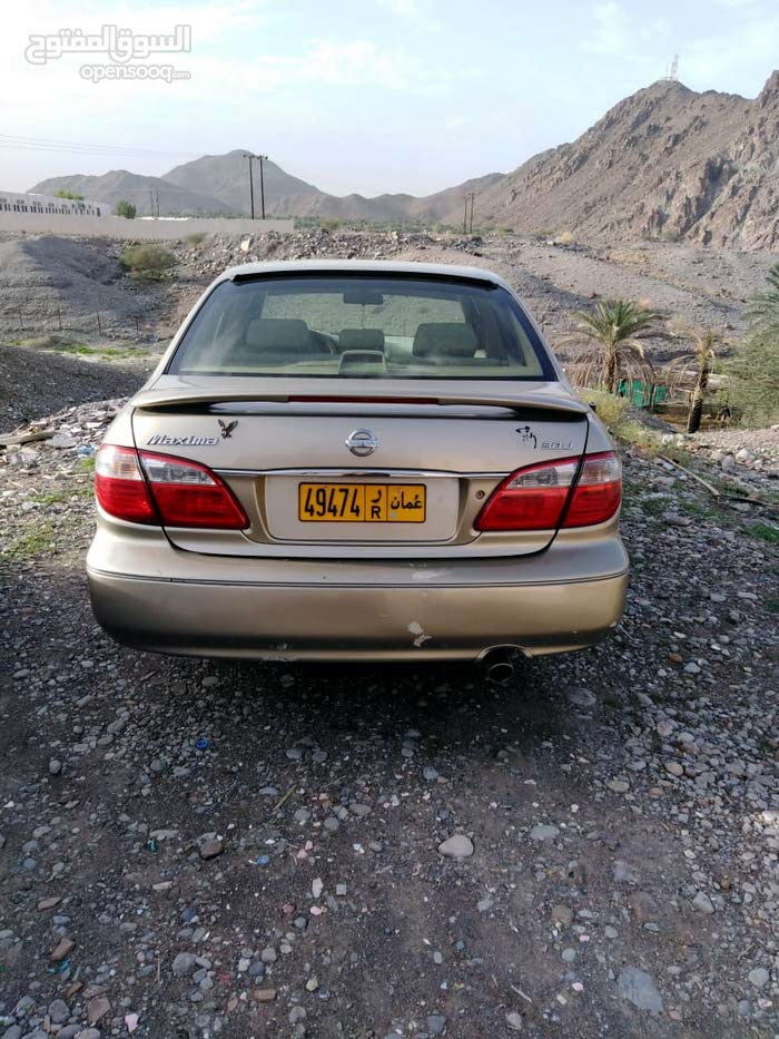 Nissan Maxima car for sale 2004 in Barka city