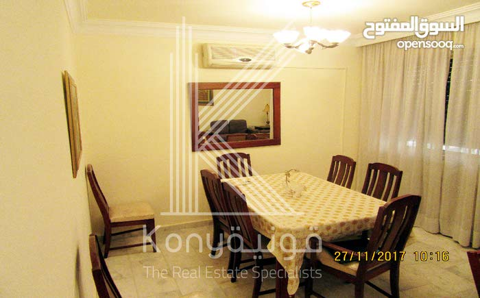Jabal Amman neighborhood Amman city - 110 sqm apartment for rent