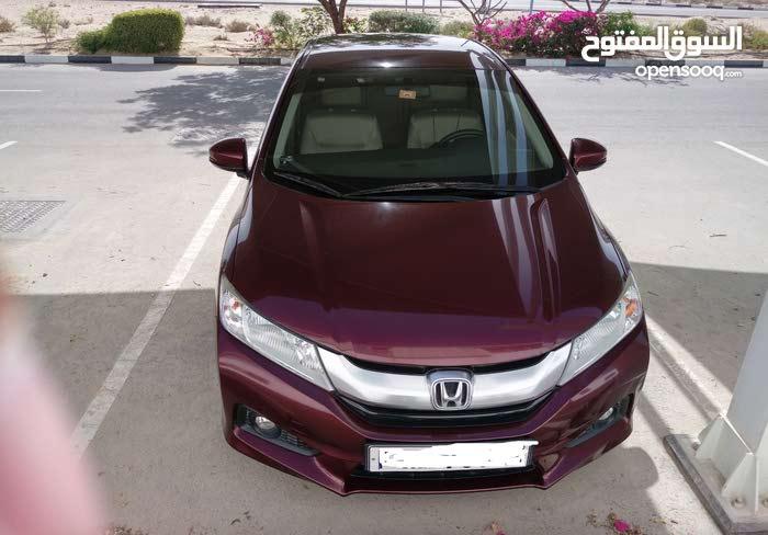 Honda City - 2016 model in good condition