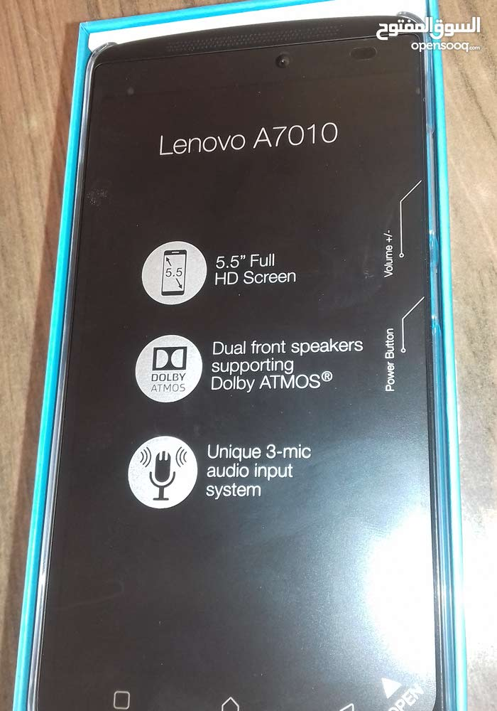 تلفون lenovo A7010  بدفعه واقساط