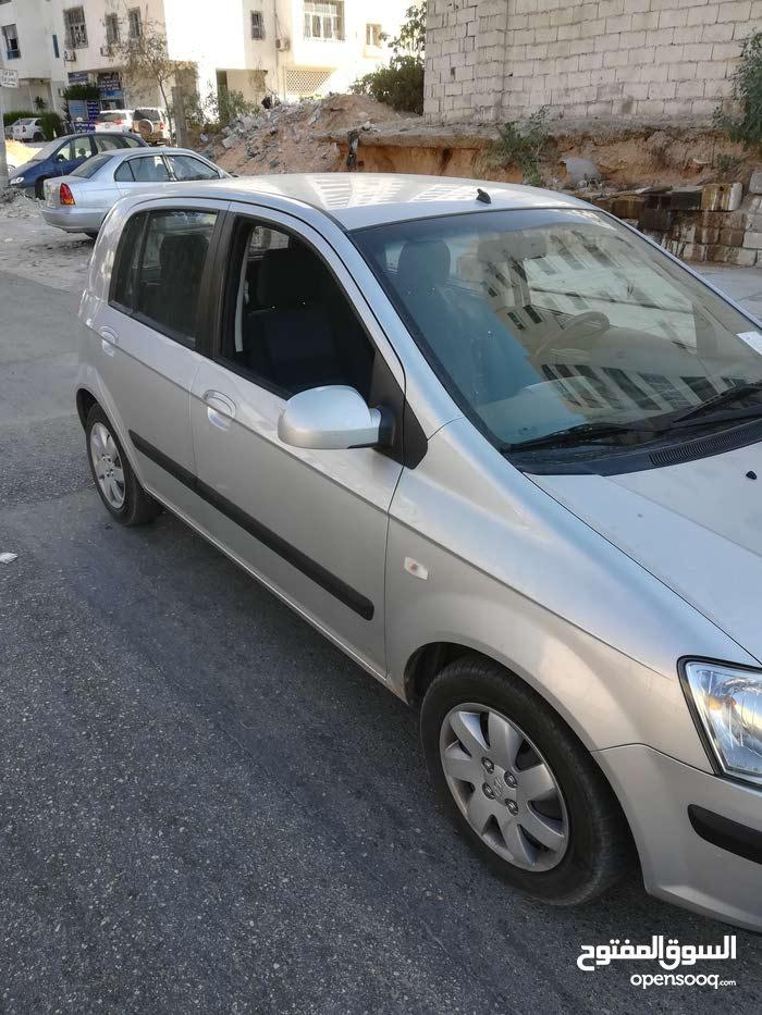 For sale Hyundai Accent car in Tripoli