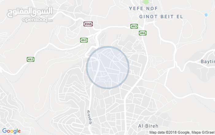 شقة مفروشة للايجار بمنطقة البالوع البيرة رام الله