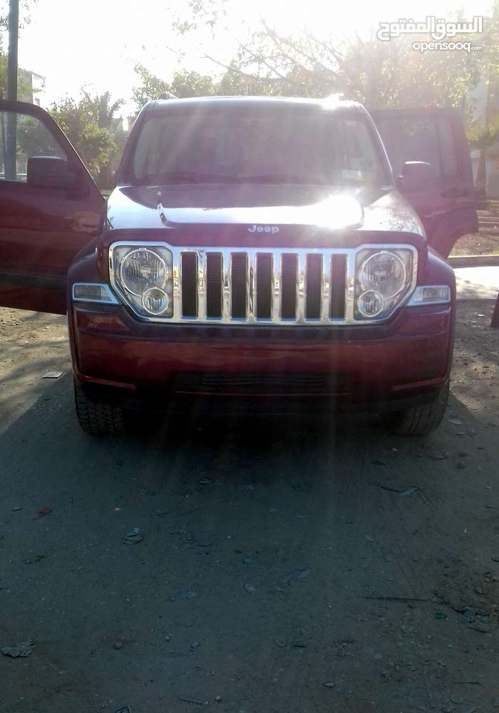 Jeep Liberty for sale in Benghazi
