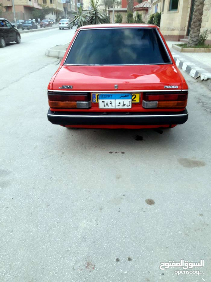 1981 Used Mazda 323 for sale