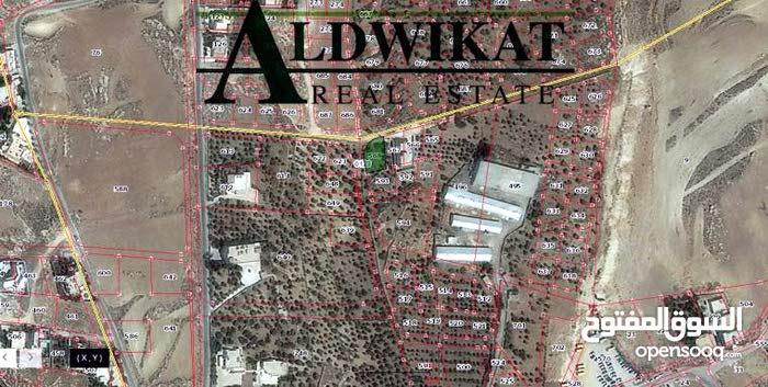 ارض للبيع في منطقة صافوط بمساحة : (500م) .