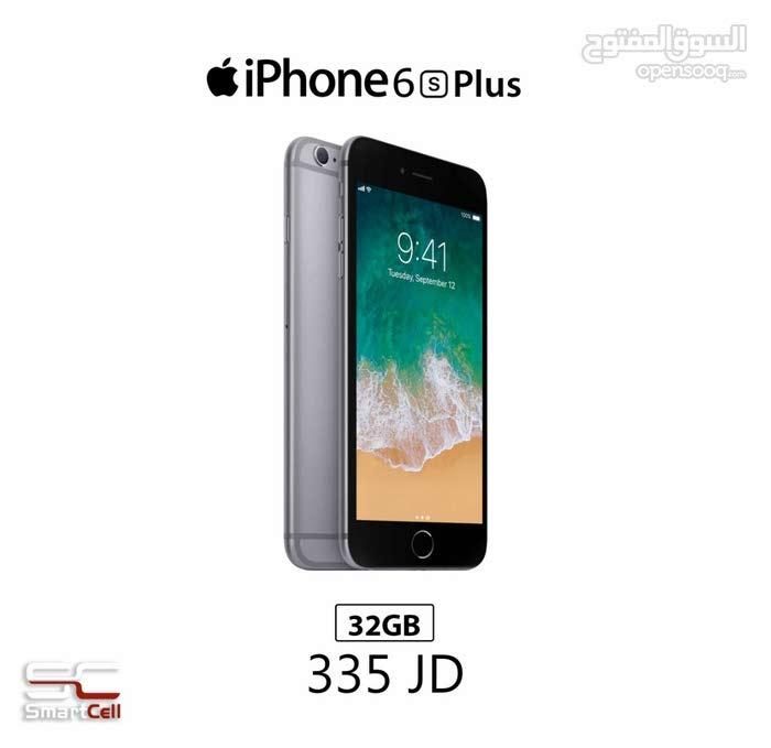 ايفون 6S Plus الجديد بسعة 32 غيغا جديد للبيع