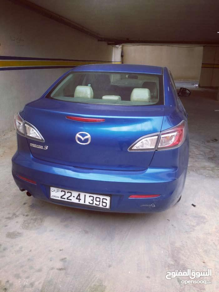 Used condition Mazda 3 2014 with 50,000 - 59,999 km mileage