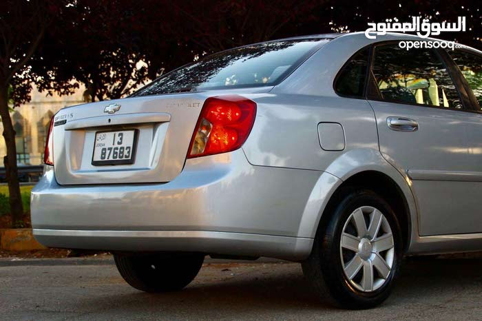 Chevrolet Optra car for sale 2005 in Amman city