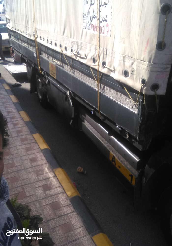ابو صالح لنقل الاثاث والبضائع سياره حجم كبير 7 متر