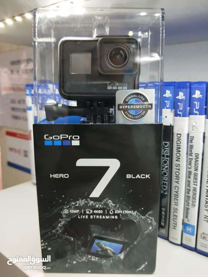 Gopro Hero 7 black Orginal