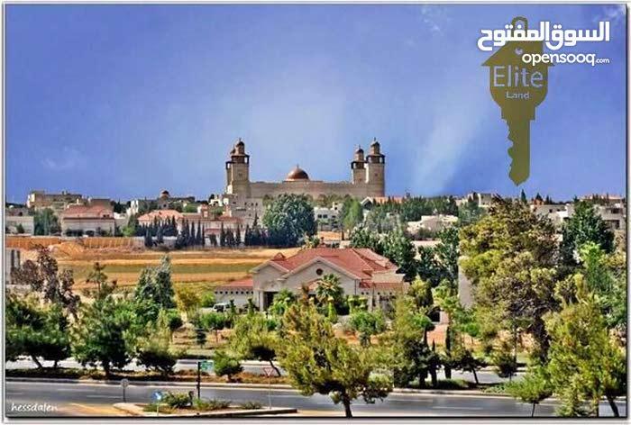 قطعة ارض للبيع في الاردن - عمان - دابوق بمساحة 2473 م